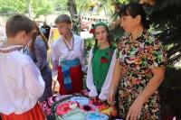 Chilrden's day in Mariupol